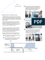 HDPE Butt Fusion Procedure