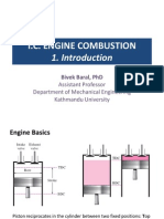 IC Engine Basics