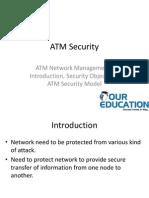 ATM Network Management