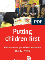 ednPutting Children First