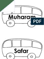 Bulan Bulan Islam DR RAKAN FB