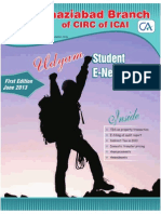Students E Newletter - JUNE 2013
