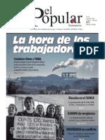El Popular 231 PDF Órgano de prensa del Partido Comunista de Uruguay 5/07/2013.