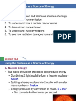 Woc Ch19-3 the Nucleus as a Source of Energy