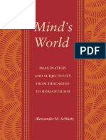 Schlutz Mindu0027s World Imagination And Subjectivity From Descartes To  Romanticism