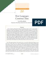 Language Time