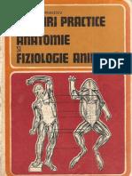 Lucrari Practice de Anatomie Si Fiziologie Animala (M.stoica-I.mihailescu; Ed. Didac. Si Pedag. 1981)