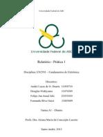 Relatorio FDE1