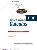 Week 14 Calculus 11 June