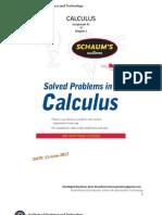 Week 14 Calculus 11 June