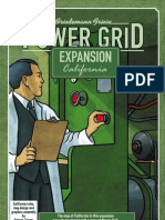 California Power Grid Rules