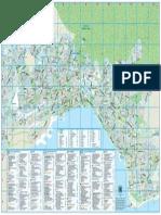 Thessaloniki City Map