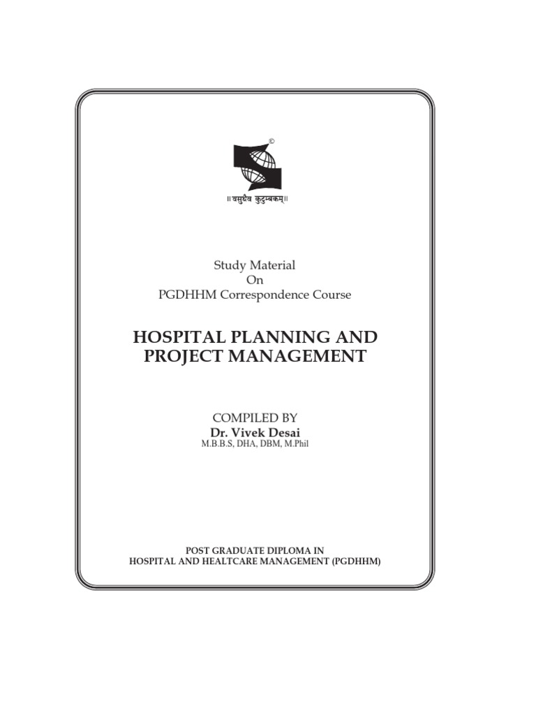 Hospital Planning and Project Management | Hospital | Health Care