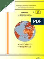 013 Fuerzas Armadas y Medio Ambiente Espana