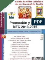 Promoción y Pesca MFC San Andrés Tuxtla 2013|