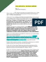 SALA I - ACTOS U OMISIONES - ARBITRARIEDAD O ILEGALIDAD - RIESGO CREADO - SALUD.doc