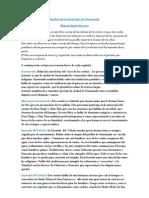 Análisis de  Leyendas de Guatemala