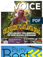 The Georgia Voice - 7/5/13 Vol.4, Issue 9
