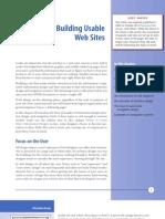 Jennifer Niederst - Building Usable Websites
