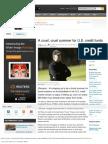 A Cruel, Cruel Summer for U.S. Credit Funds _ Reuters