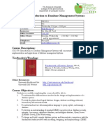 Syl Csc 570 Database Ford PDF