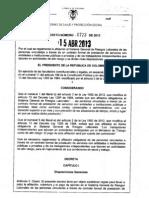 Decreto+0723+de+2013+Afiliacion+de+Independientes+Al+SGRL