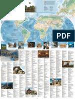 Mapa Del Patrimonio Mundial 2013