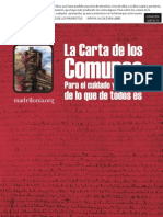 La Carta de Los Comunes