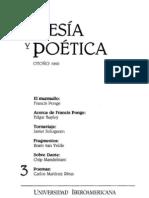 Poesía y Poética, 3 (revista completa)