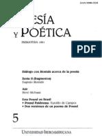 Poesía y Poética, 5 (revista completa)