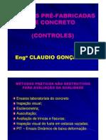 FUNDAÇÕES PROFUNDAS - CONTROLES