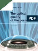 The optical quality of the cornea
