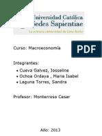 Libros de Macroeconomia