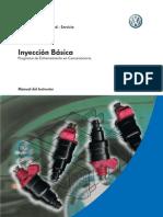 Manual Volkswagen Inyeccion Basica