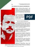 Discurso de Miguel Enríquez por Cadena de Radioemisoras - 06 de julio de 1973