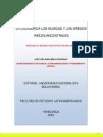 LATINOAMERICA LOS MUISCAS Y LOS GRIEGOS