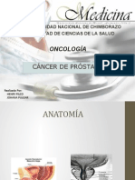 prostata estadificacion tumoral.pptx