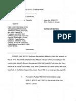 John Bal Notice With Affidavit