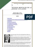 Konrad Lorez - Los Ocho Pecados Mortales
