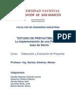Estudio Del Mercado Stevia (1)