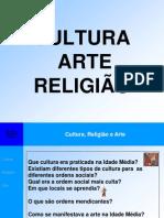 cultura arte e religiao 8º ano