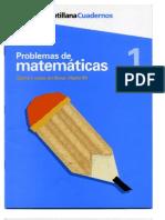Problemas de Matematicas 1