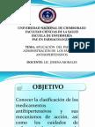 FARMACO (antihipertensivos)