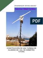 Tutorial construccion turbina aluminio 150cm para aerogenerador.pdf