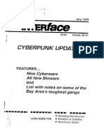 Cyberpunk 2020 - Cyberpunk Update Issue 2