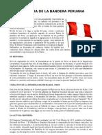 Dia de La Bandera Peruana