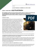 Página_12 __ Sociedad __ Las nuevas espiritualidades