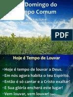 20130707 - 14º Domingo do Tempo Comum - Apresentação.pdf