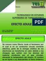 Efecto Joule