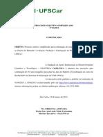 Comunicado de Abertura_Edital FAI 004-2013
